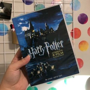 Full Harry Potter collection!